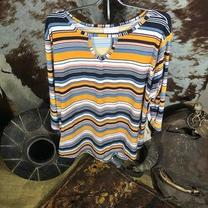 Bobbie Brookes Women's Tunic Shirt Size 3XL NWT